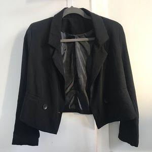 Blazer in black